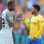 Itu Khune and George Lebese