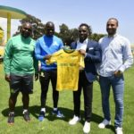 Jay-Jay Okocha meets Sundowns