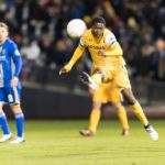 SA's Moloto earns USL recognition