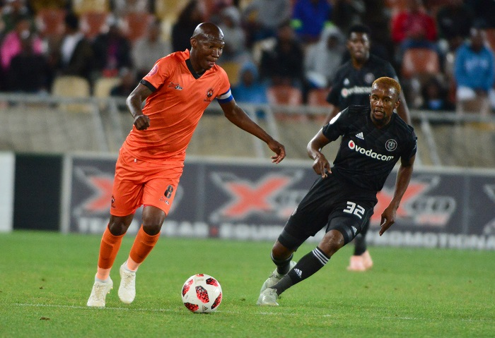 Polokwane City v Orlando Pirates