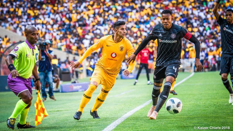 Castro expects an exciting Soweto derby