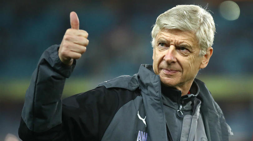 Wenger: I'll be back in football in 2019