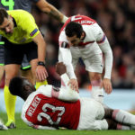 Welbeck injury sours UEL stalemate