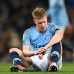 Guardiola hopeful De Bruyne injury 'not serious'