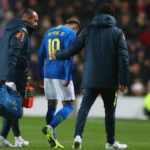 Neymar injury not serious, says doctor