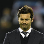 Santiago Solari manager of Real Madrid