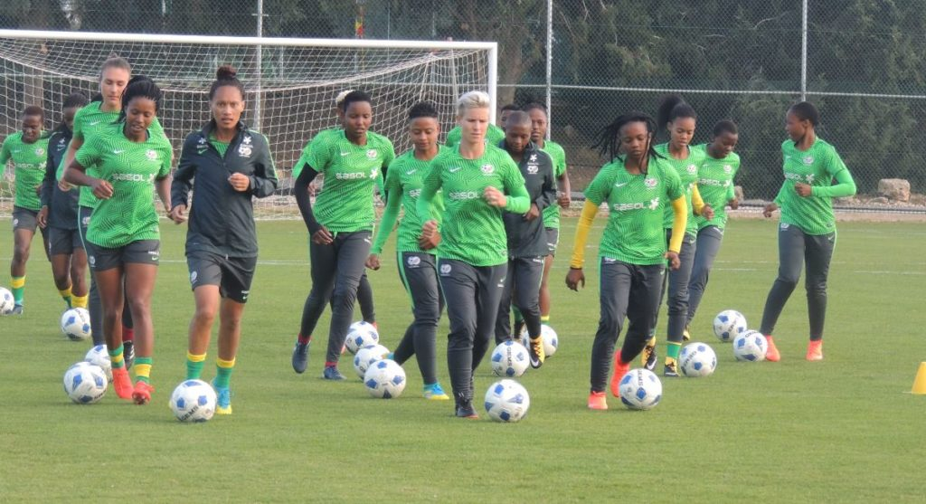 Banyana draw China, Germany, Spain in World Cup