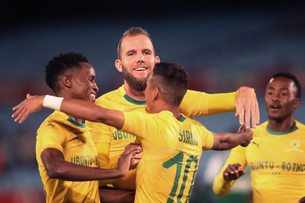 Sundowns cruise into Caf CL first round