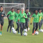 Jordaan: Banyana should earn the same as Bafana