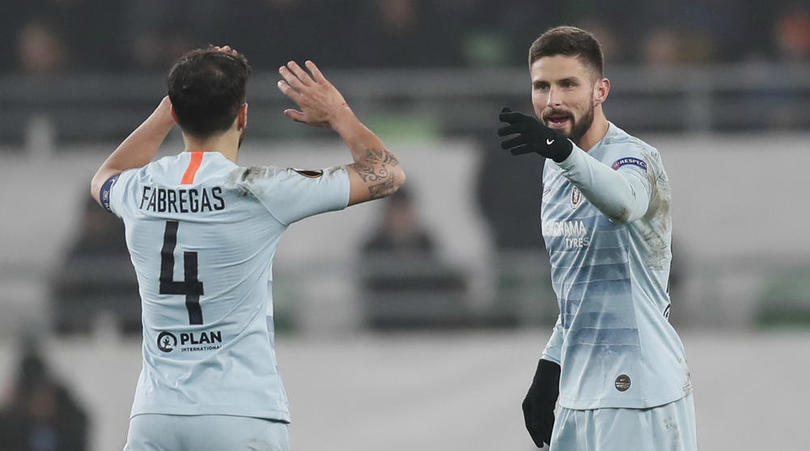 Giroud spares Sarri's side in lacklustre draw