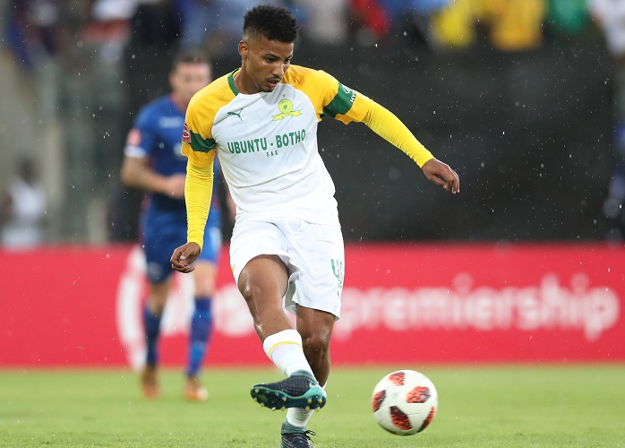 Rivaldo Coetzee of Mamelodi Sundowns