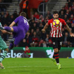 Saints end Arsenal's unbeaten run