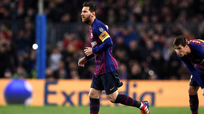 Barcelona draw with Spurs