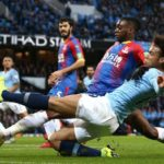 Crystal Palace down Man City