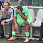 Kaizer Chiefs duo Giovanni Solinas and Itu Khune