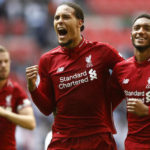Liverpool star Virgil Van Dijk