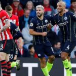 Man City defeat Southampton