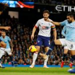 Man City edge Bournemouth