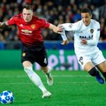 Man Utd suffer Valencia defeat