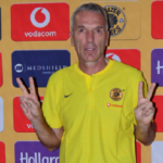 Ernst Middendorp new Kaizer Chiefs coach