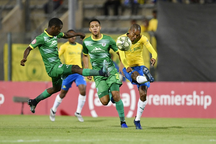Sundowns held by Baroka