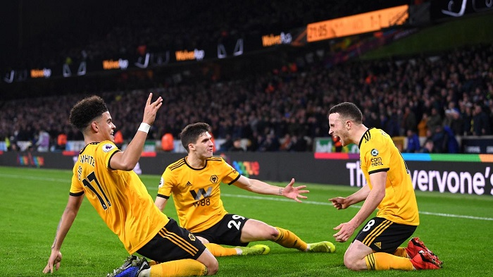 Wolves down Chelsea