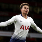 Dele Alli fired Spurs to victory over Arsenal in the EFL cup