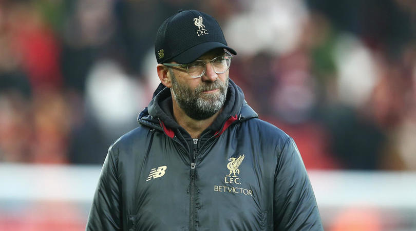 Jurgen Klopp manager of Liverpool