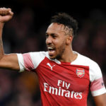 Pierre Emerick-Aubameyang of Arsenal