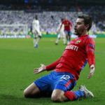 Georgy Schennikov of CSKA Moscow